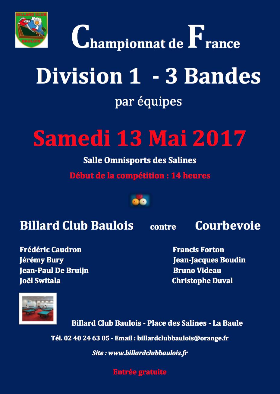 billard club baulois