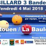 Affiche Rouen-La Baule D1