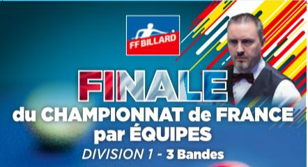 Finale de France D1 3B 2018