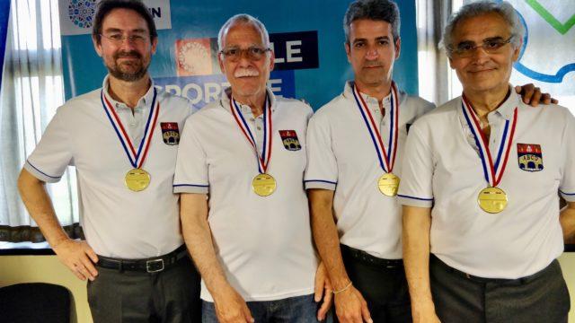 Champion de France D2
