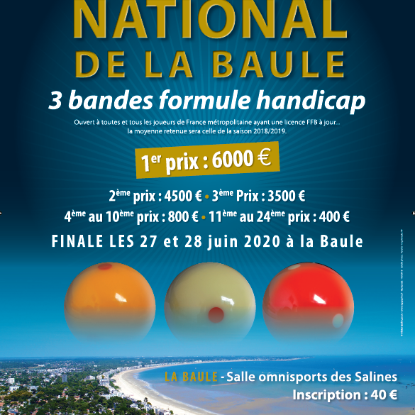 Grande Open National La Baule
